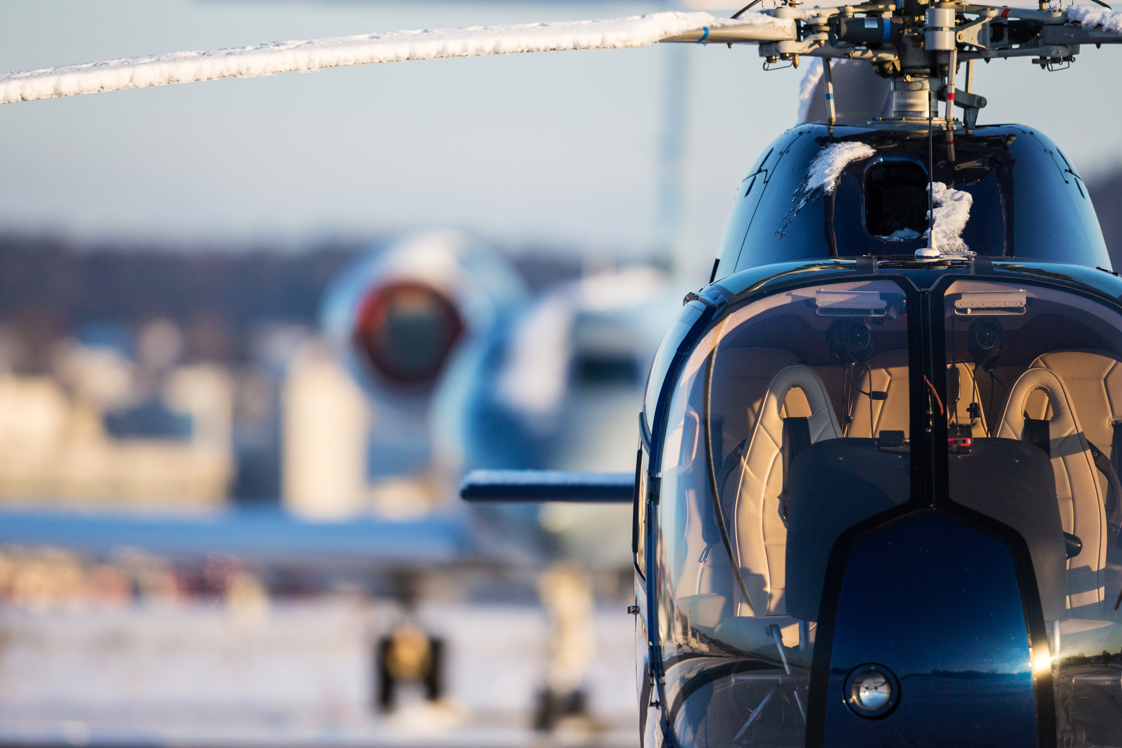 Helicopter Ride Packages Over NYC