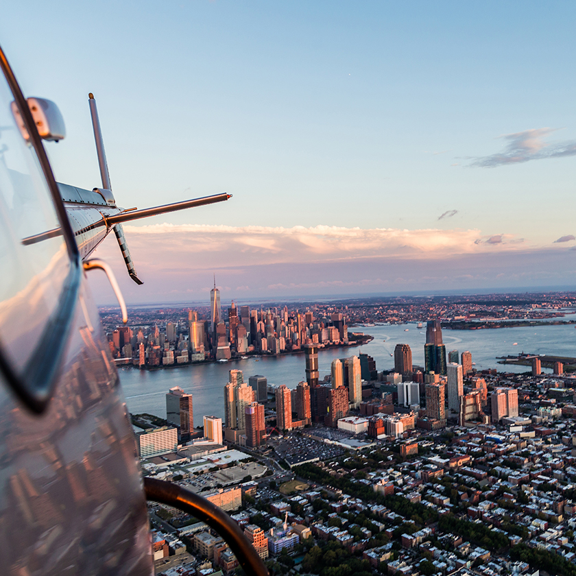 Helicopter Ride Safety & Security New York