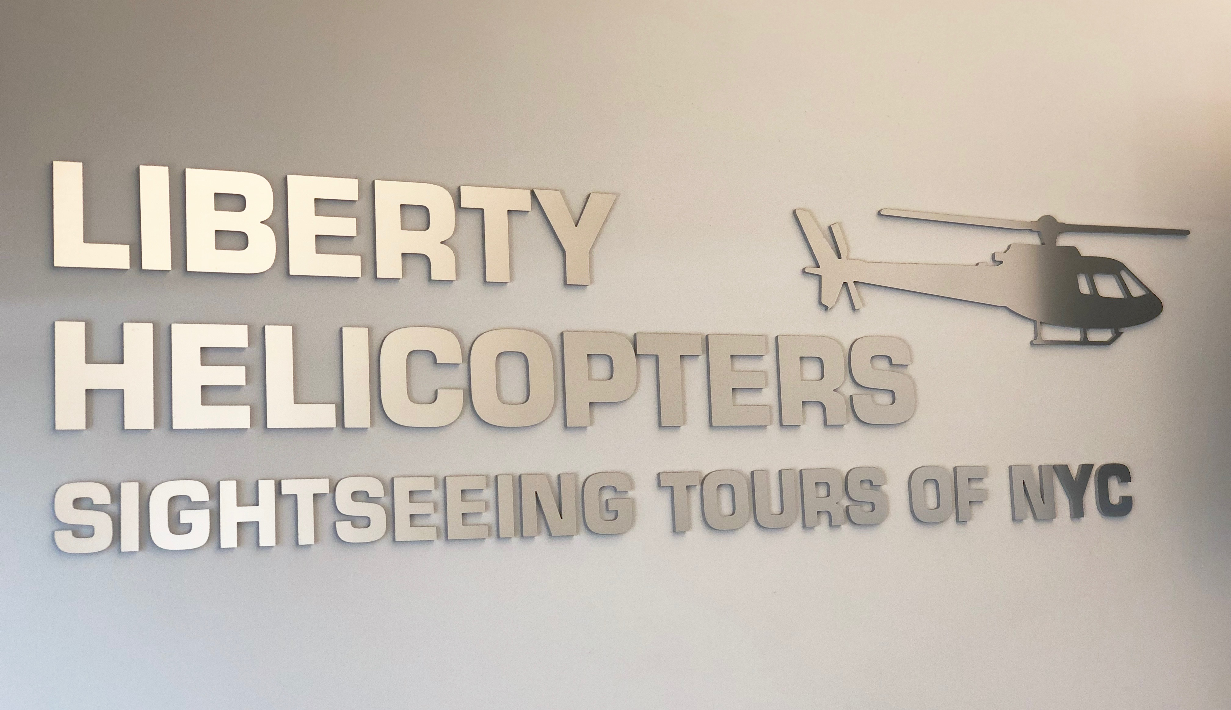 Liberty Helicopters Sightseeing Tours of NYC