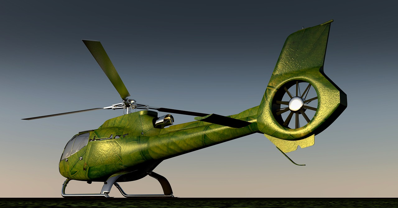 10 Interesting Facts About Helicopters You Probably Don't Know