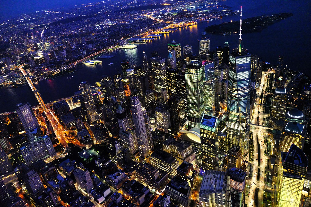 What's the Best Time for a Helicopter Tour Around the Big Apple