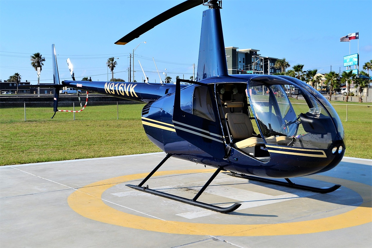 How to Prepare my Child for a Helicopter Tour Around NYC